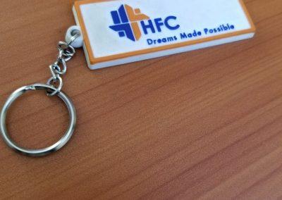 Rubber Key Holder
